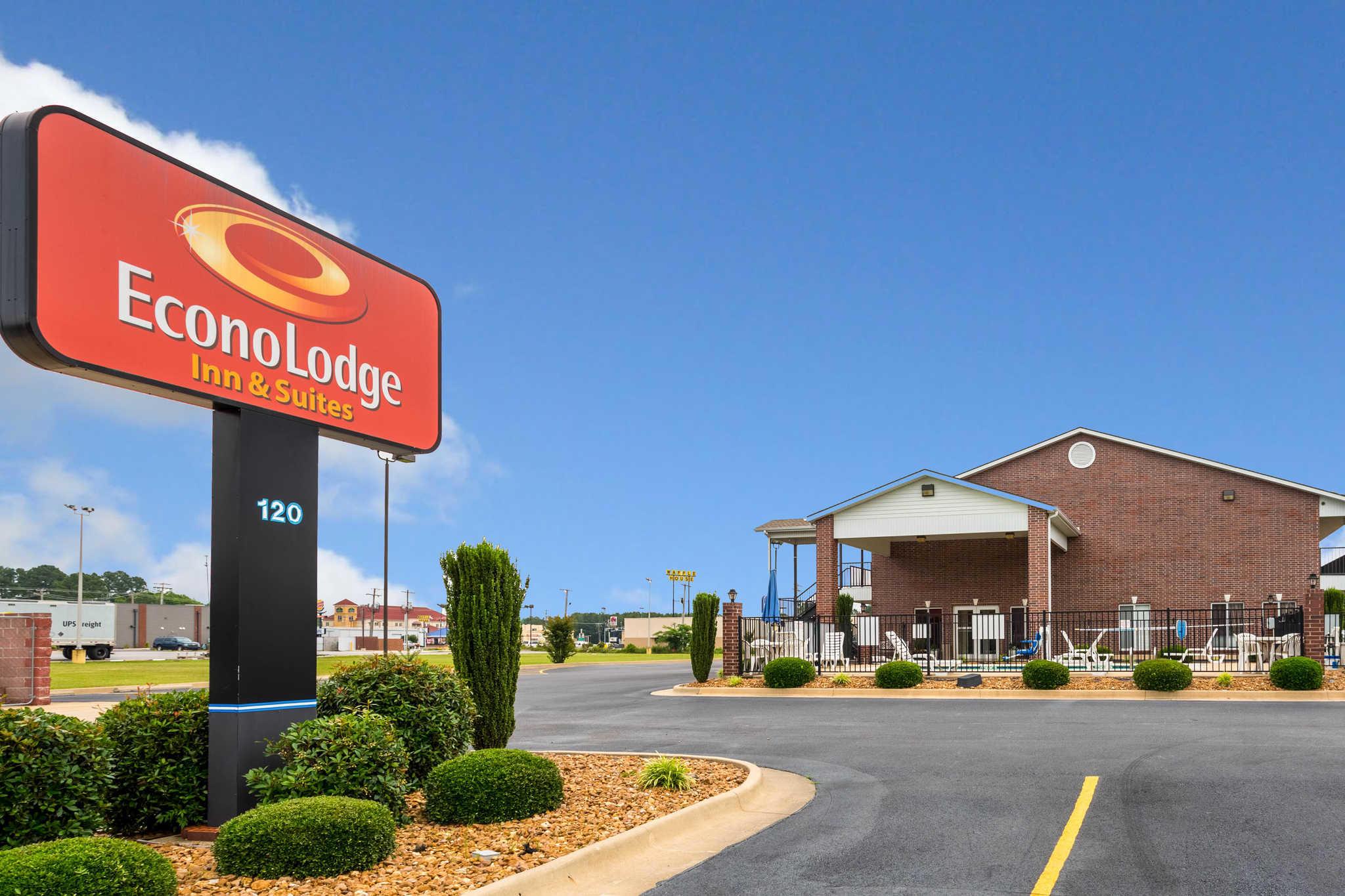 Econo Lodge Inn  U0026 Suites  Searcy Arkansas  Ar
