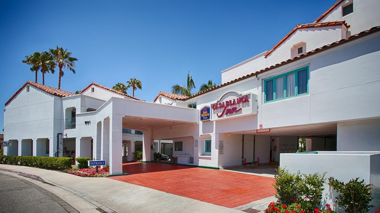 Best western plus casablanca inn san clemente california for Best western lee s motor inn