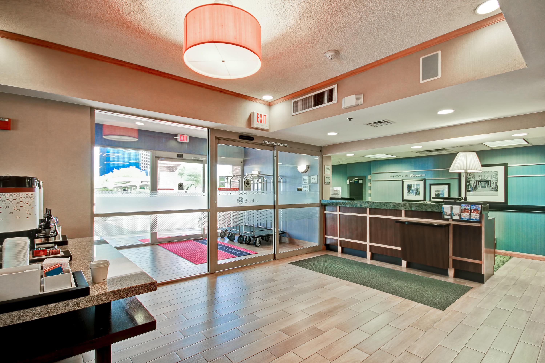 Hampton Inn Phoenix Midtown Downtown Area Phoenix Arizona