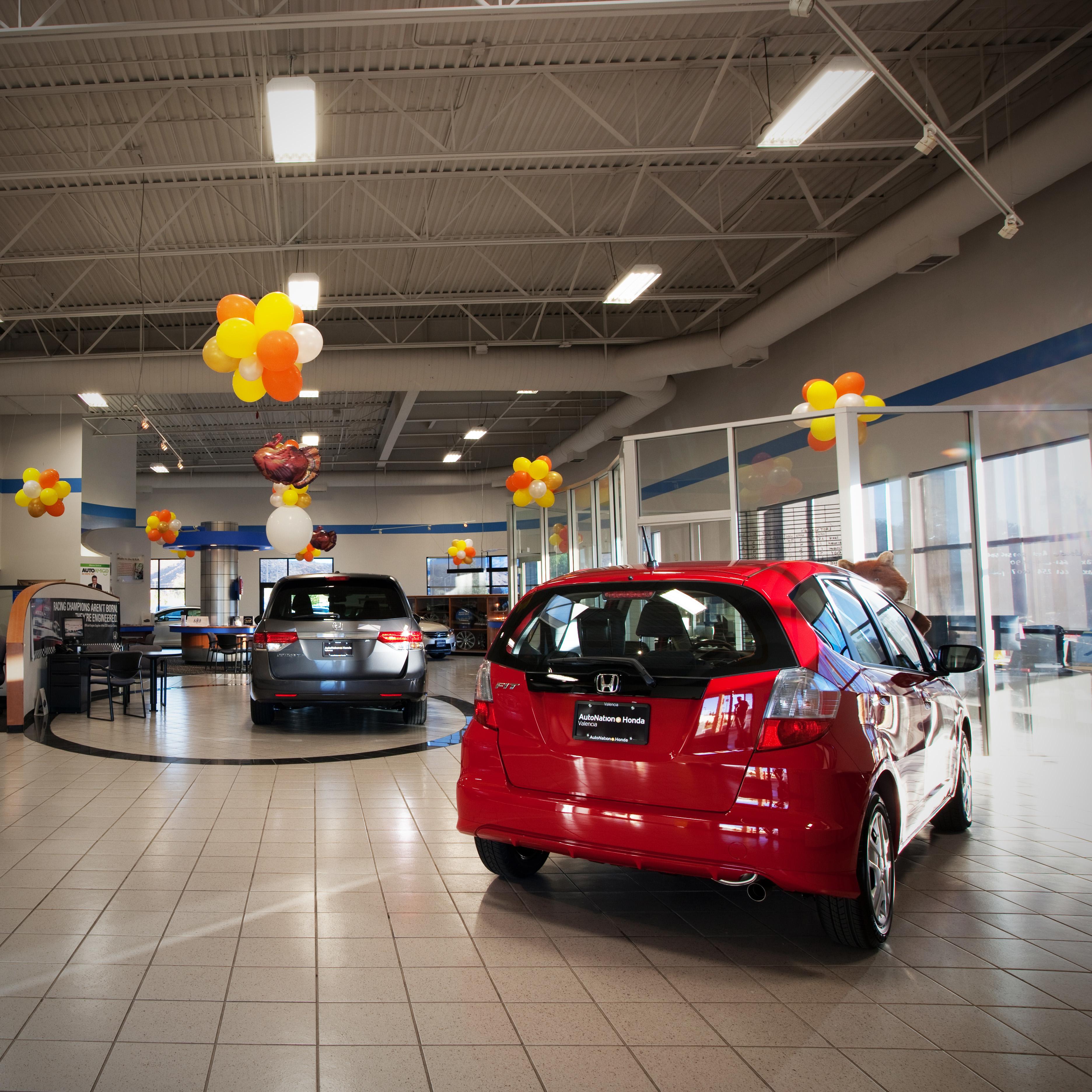 AutoNation Honda Valencia, Valencia California (CA) - LocalDatabase.com