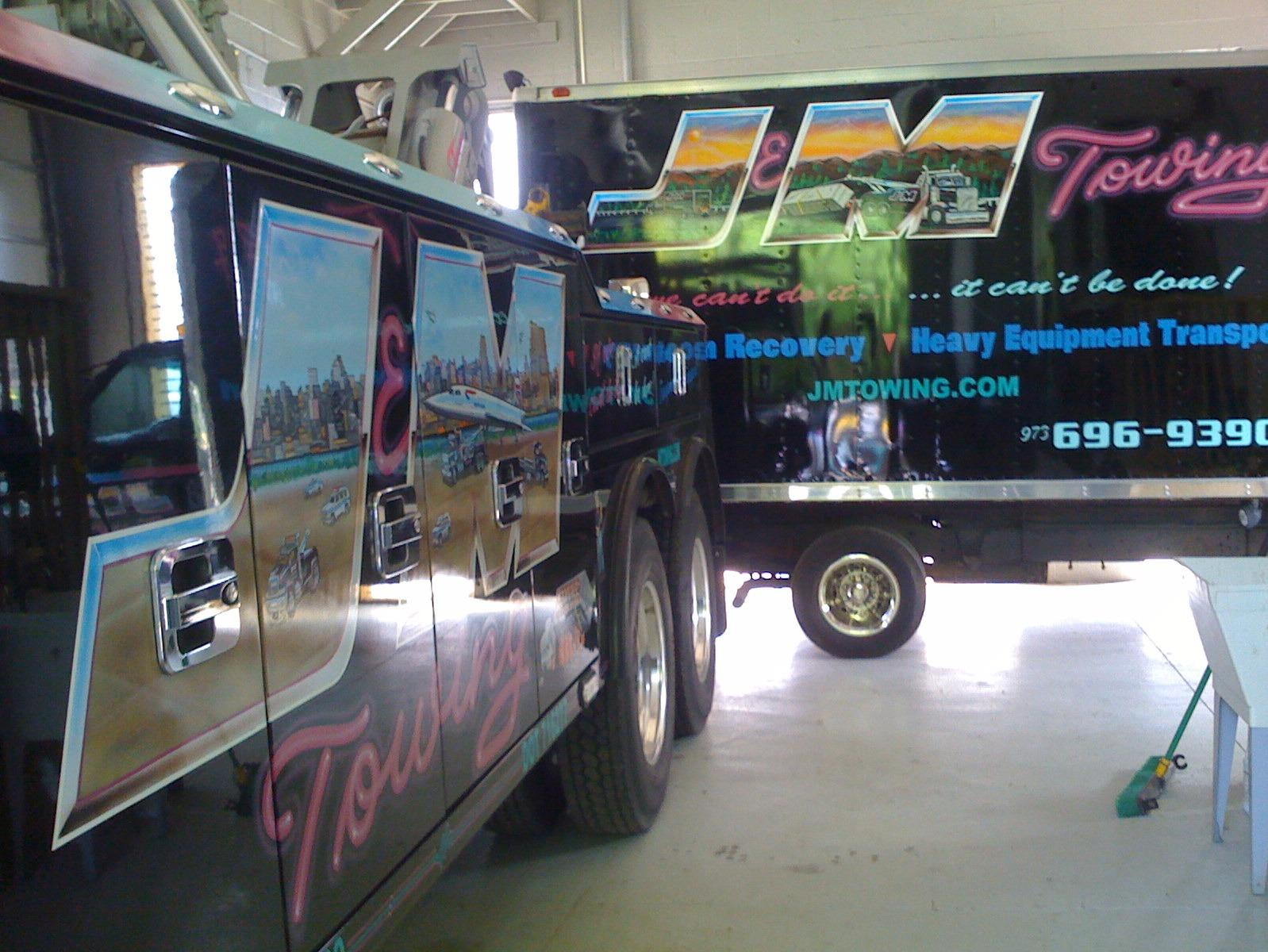 J m towing in wayne nj 07470 for Motor vehicle in wayne nj hours