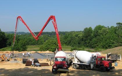 D.A Smith Concrete LLC