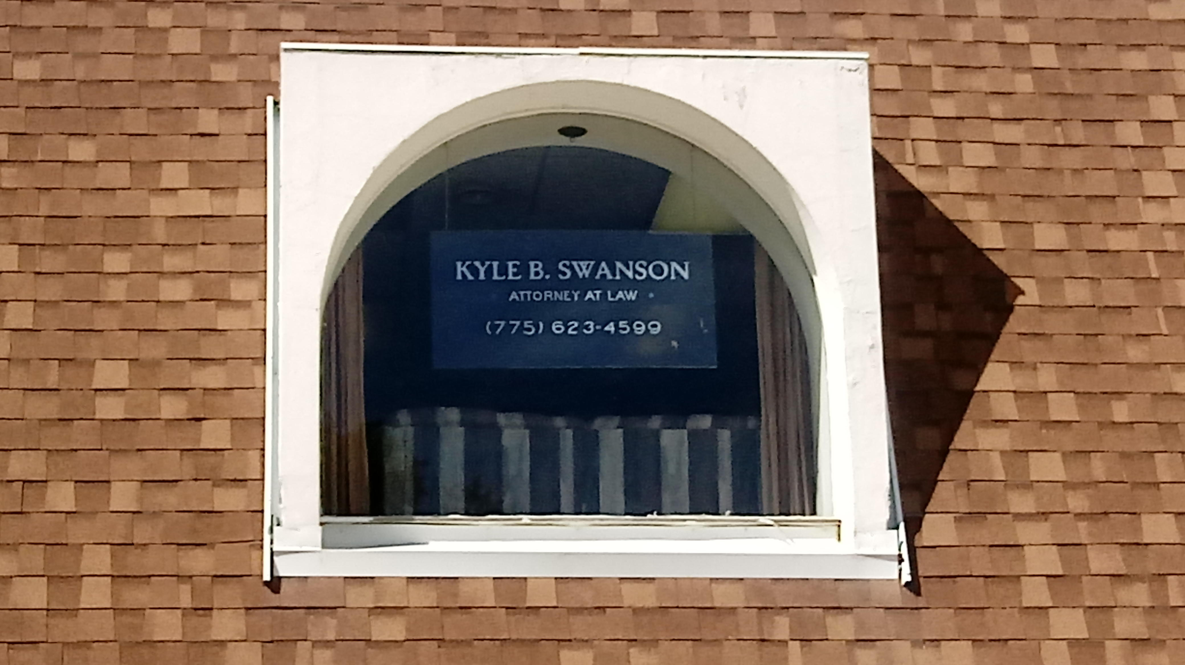 The Law Office of Kyle B Swanson