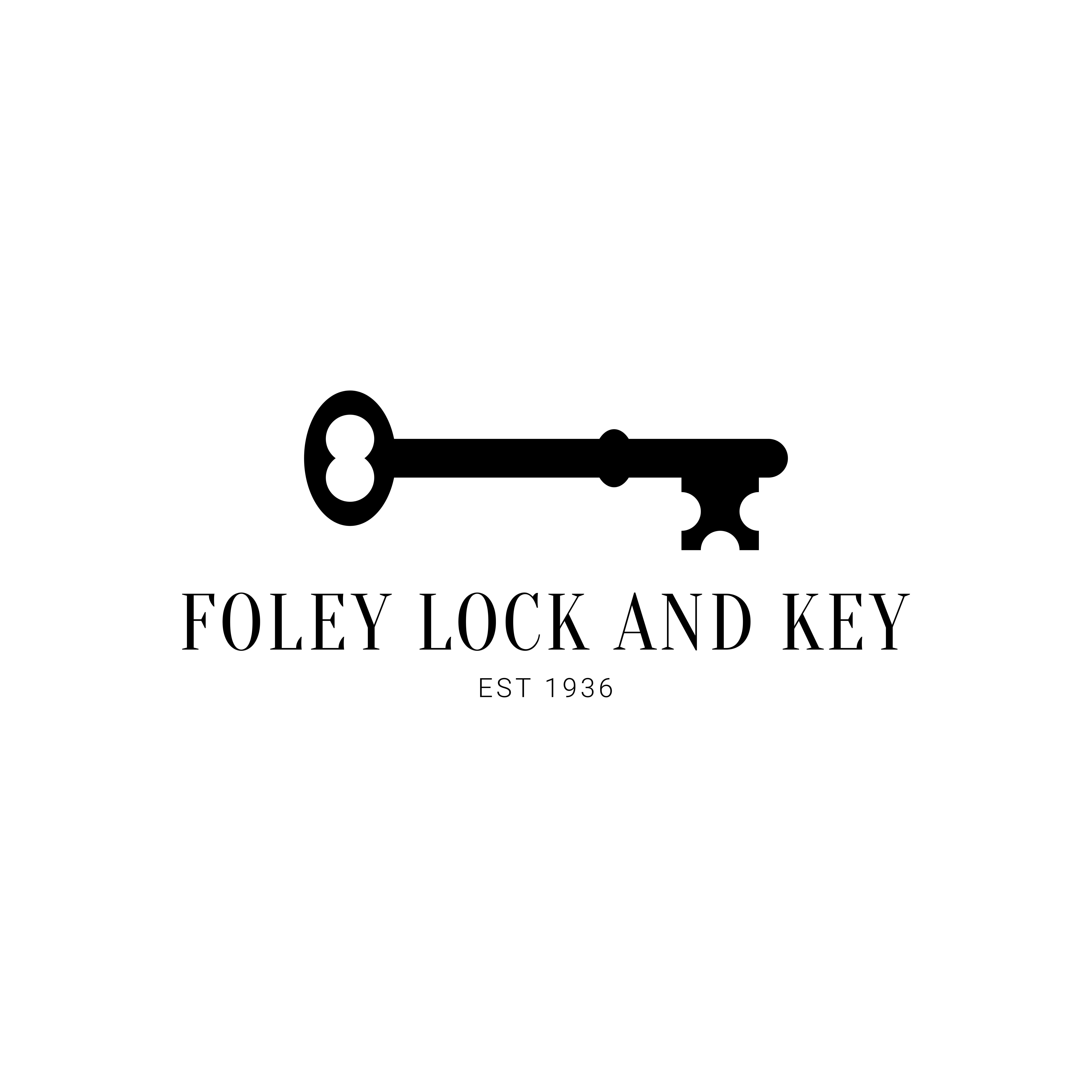 Foley Lock and KEY