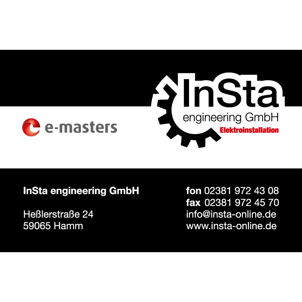 Bild zu InSta engineering GmbH in Hamm in Westfalen