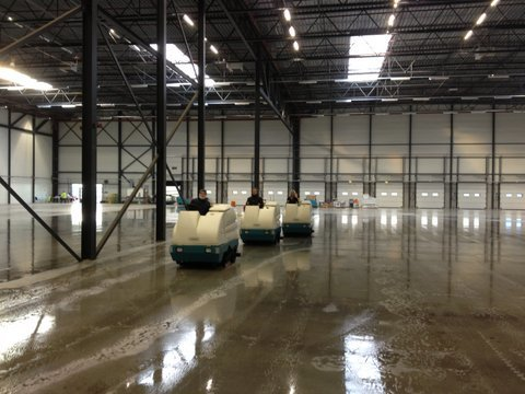 Industrial Cleaning