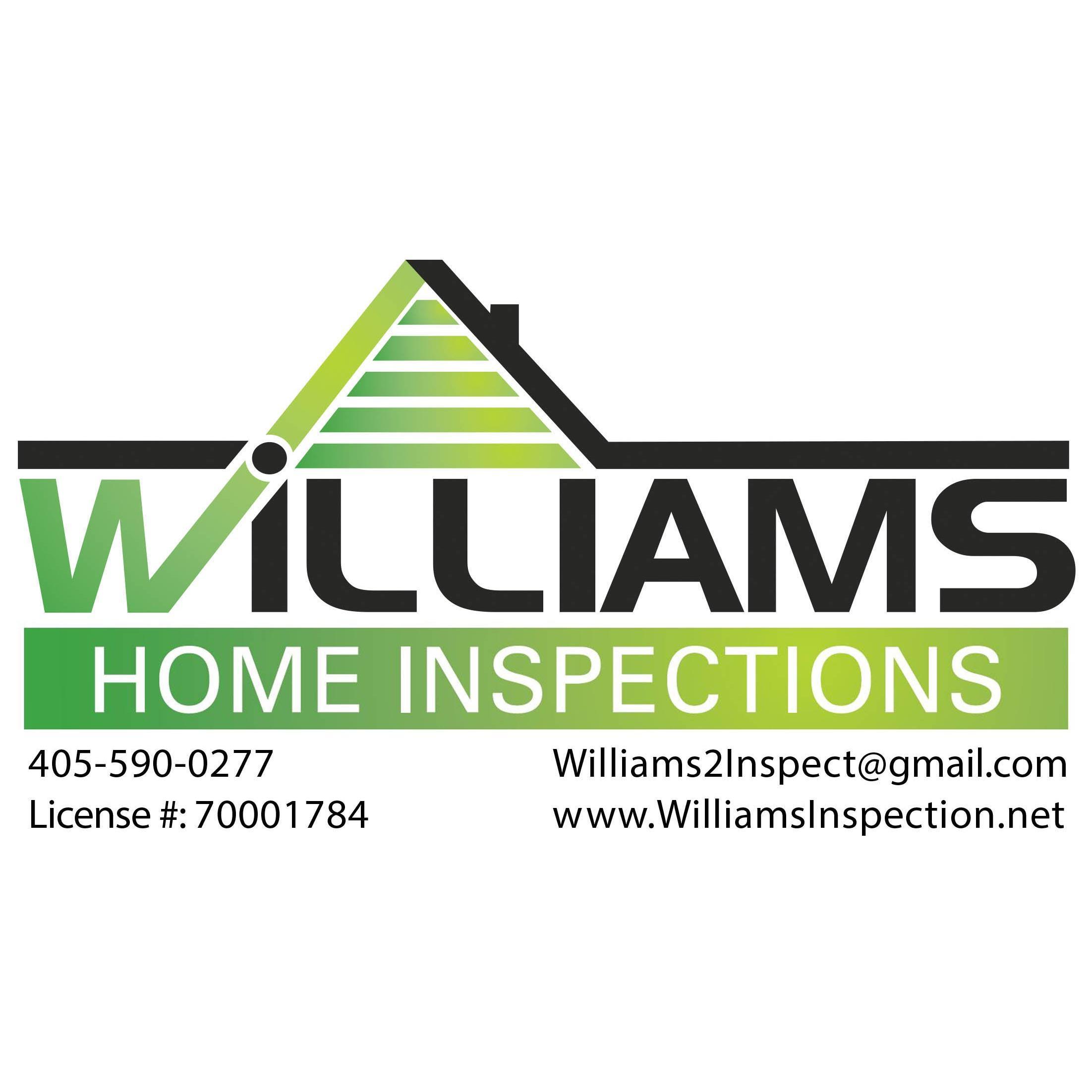 Williams Home Inspections - Overland Park, KS 66223 - (405)590-0277 | ShowMeLocal.com