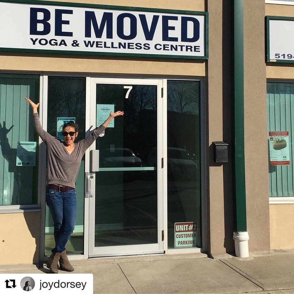 Be Moved Yoga & Wellness Centre