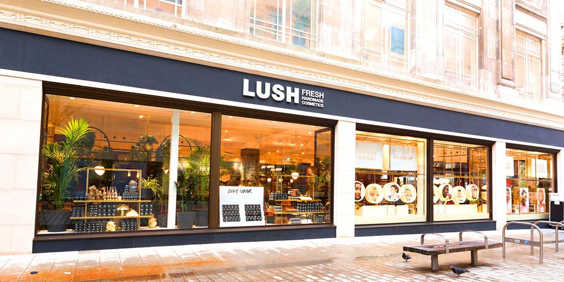 Liverpool shop front