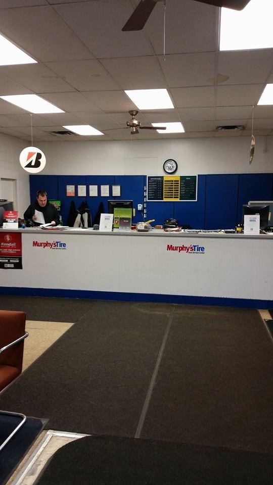 Murphy S Tire Auto Service Center Canandaigua New York