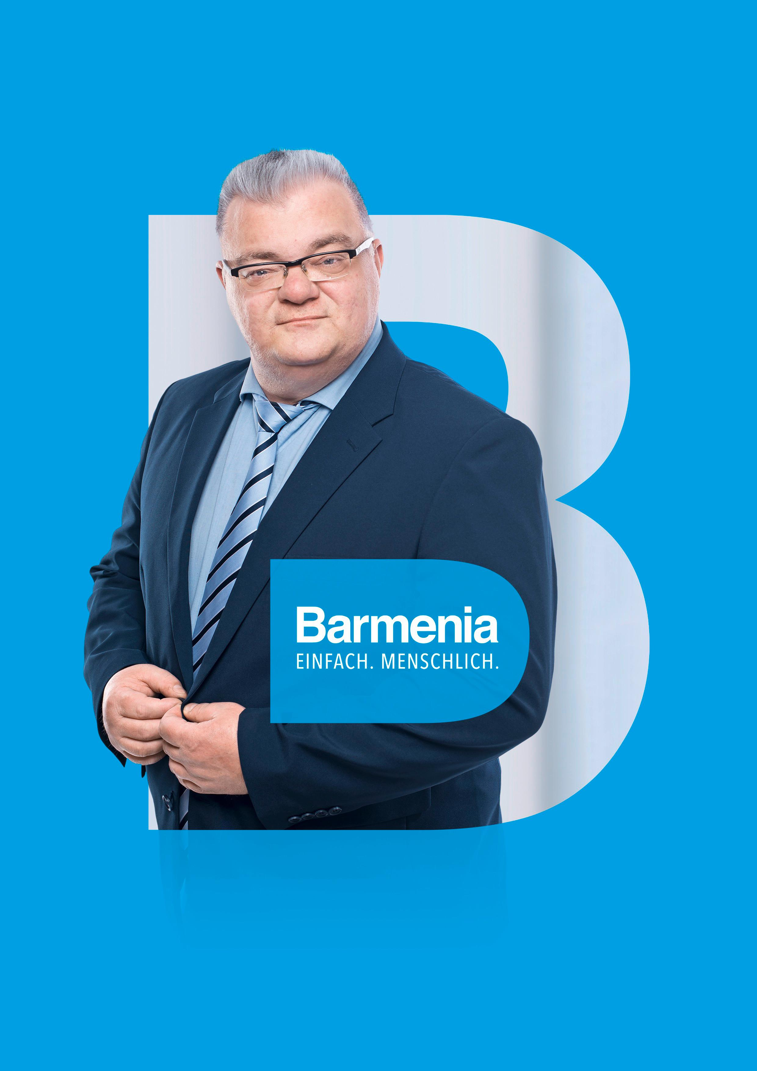 Barmenia Versicherung - Jürgen Otto