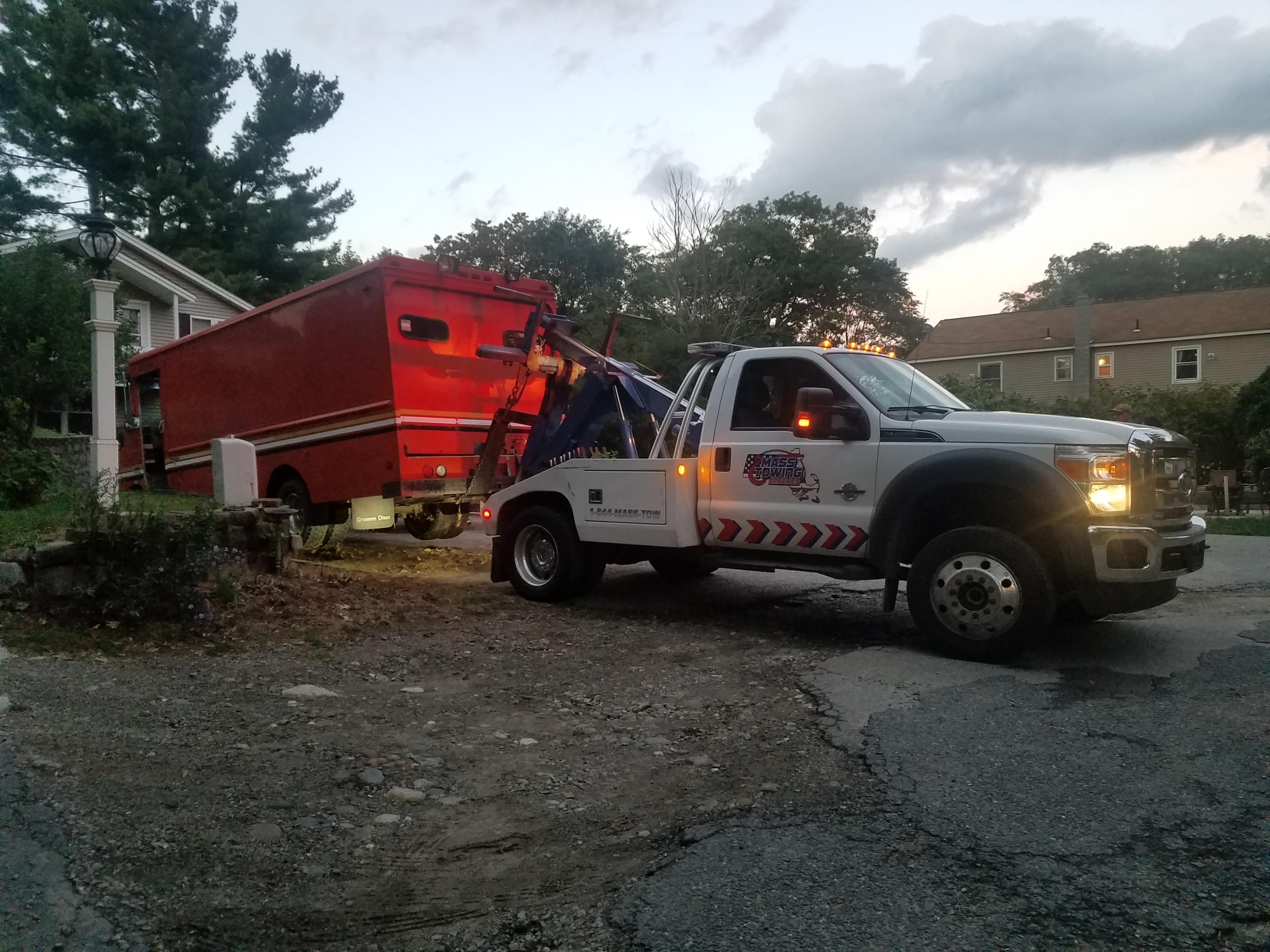 Oil Change Near Me Open Sunday >> Mass Towing Services, Lynn Massachusetts (MA ...