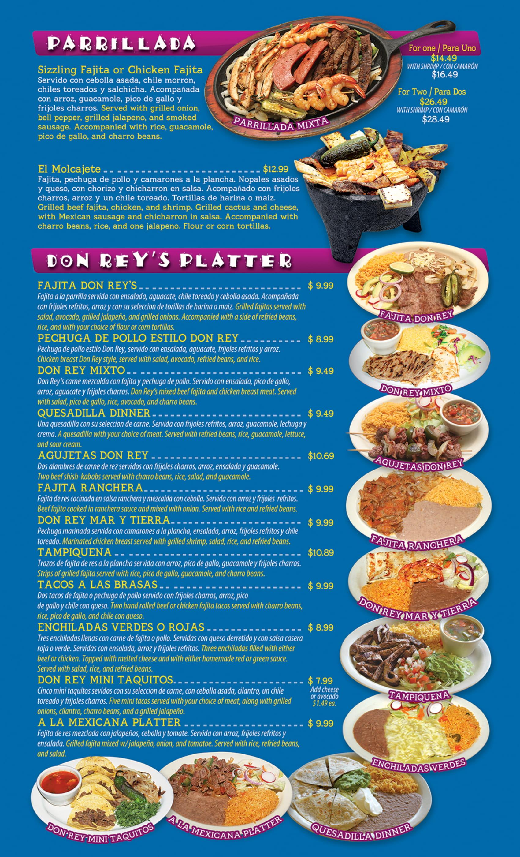 Mexican Food Near Me Houston