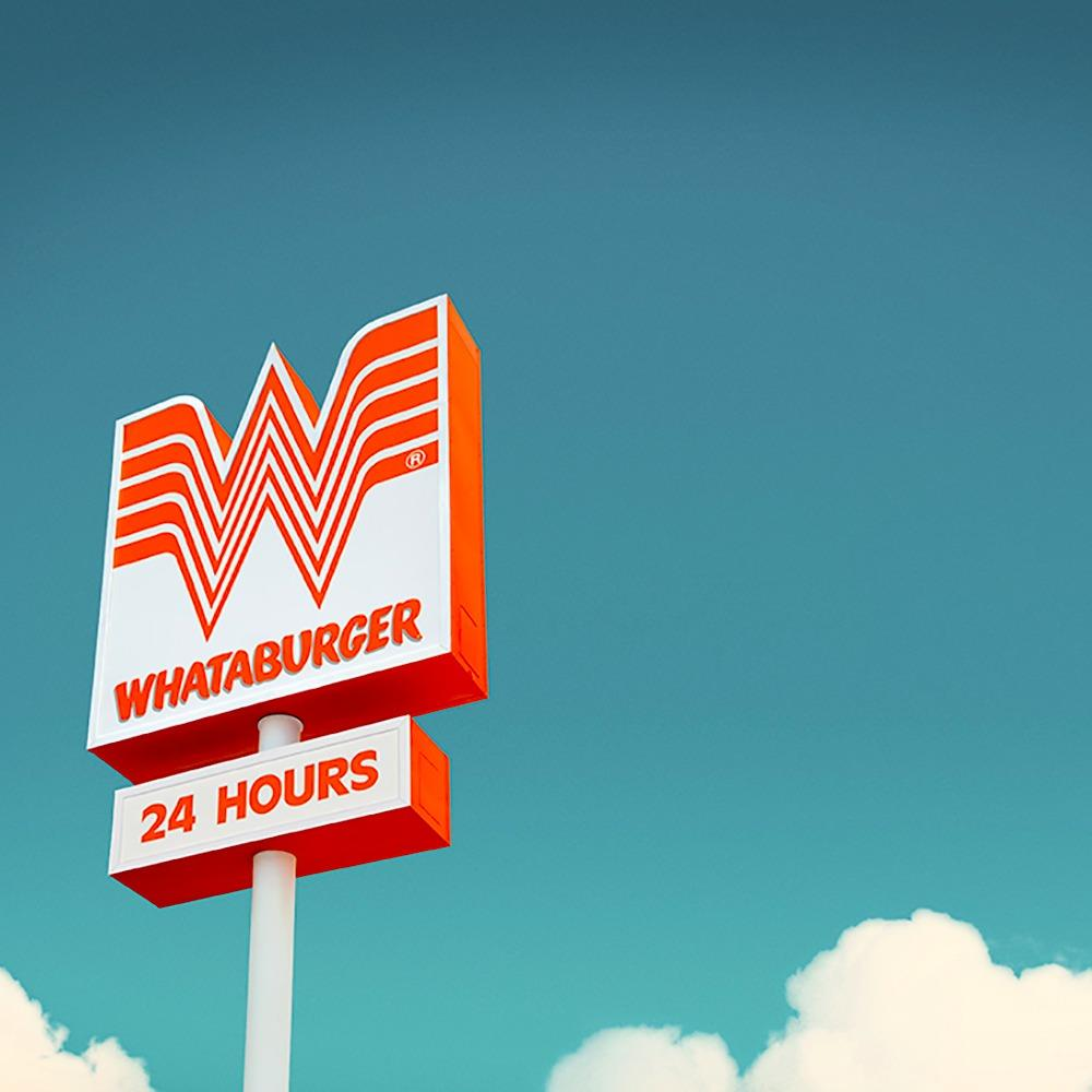 image of the Whataburger