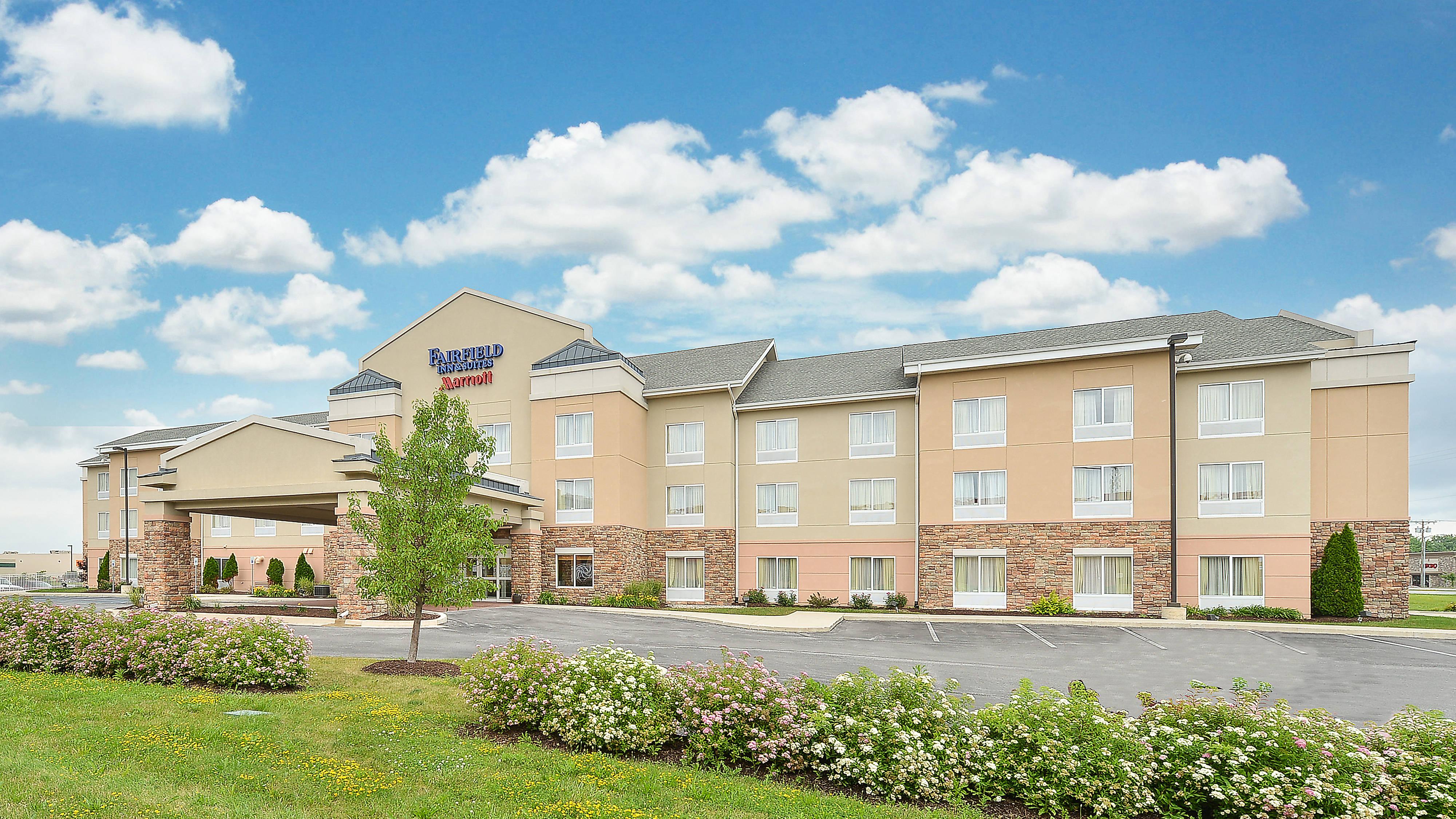 Fairfield Inn Amp Suites By Marriott Fort Wayne Fort Wayne