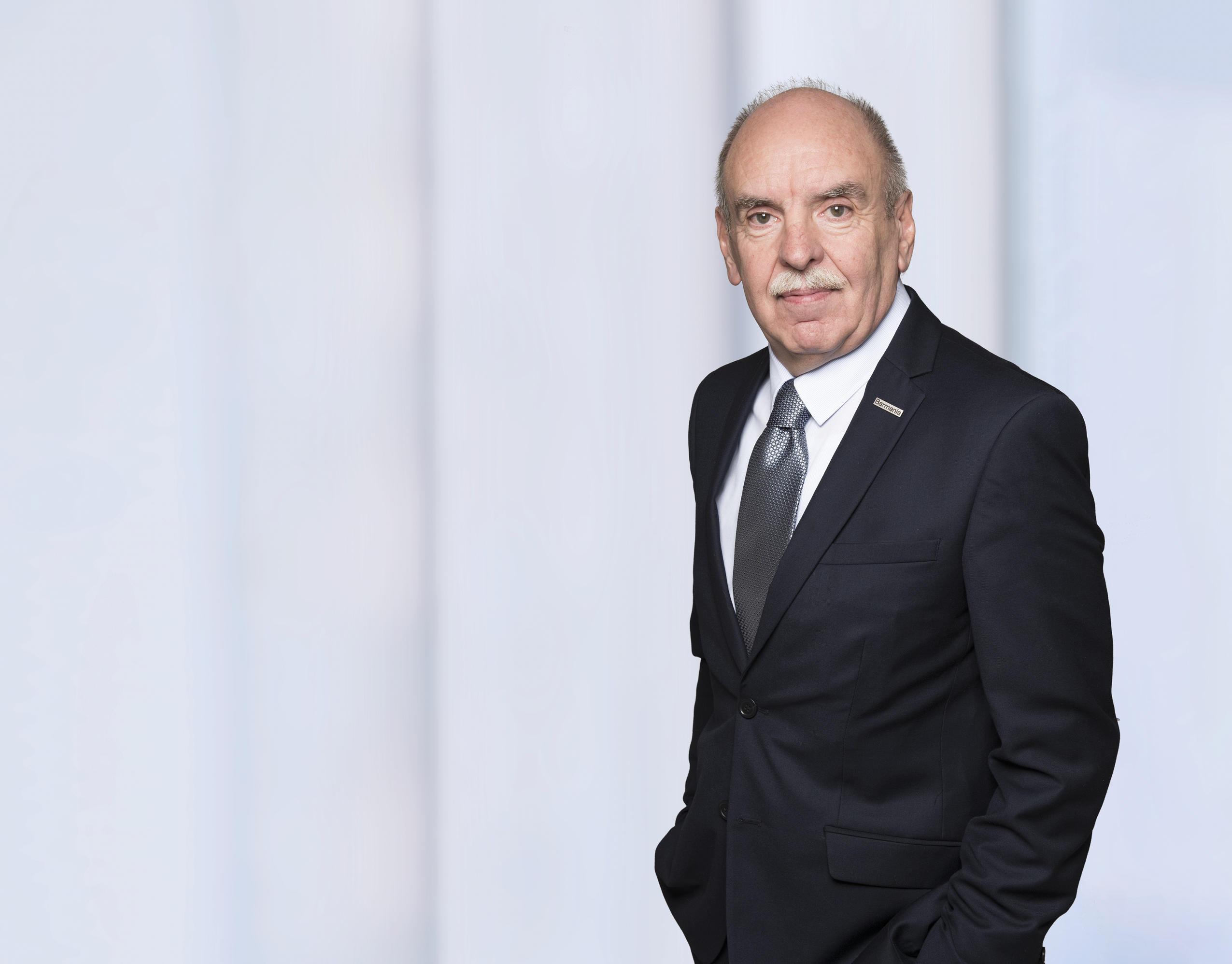 Barmenia Versicherung - Bernhard Drauschke