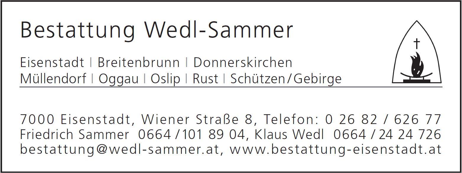 Bestattung Wedl-Sammer