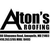 Roofing Contractor in MD Annapolis 21403 Alton's Roofing Co 66 Silopanna Rd  (410)263-5765