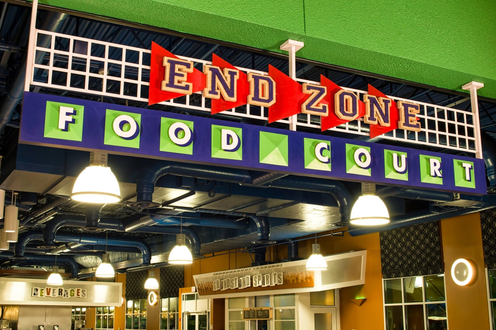 All Star Sports Food Court Hours