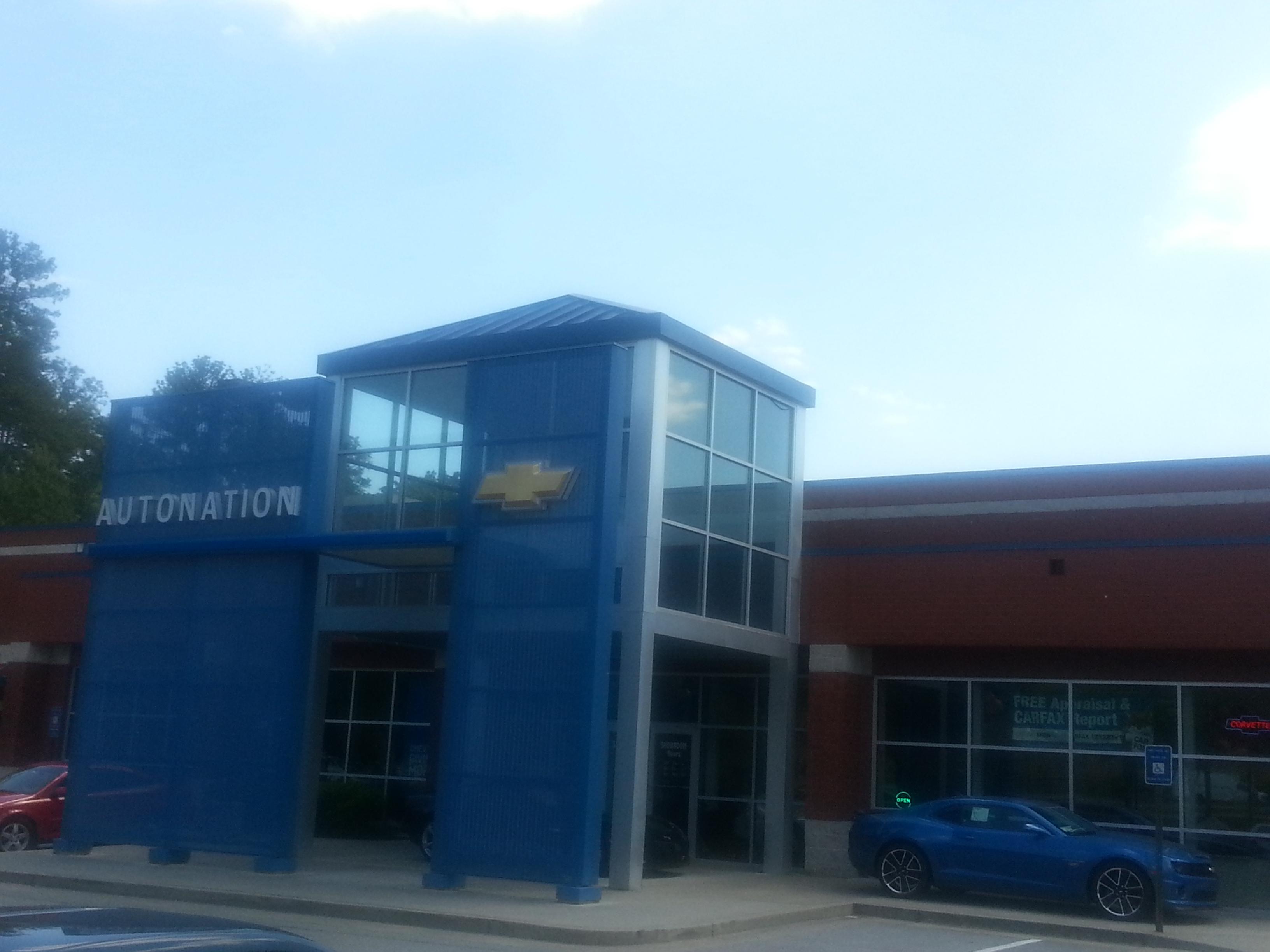 Chevrolet Autonation Alpharetta   Upcomingcarshq.com