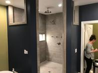 Bathroom Remodeling Contractors specializing in work for the elderly and disabled.