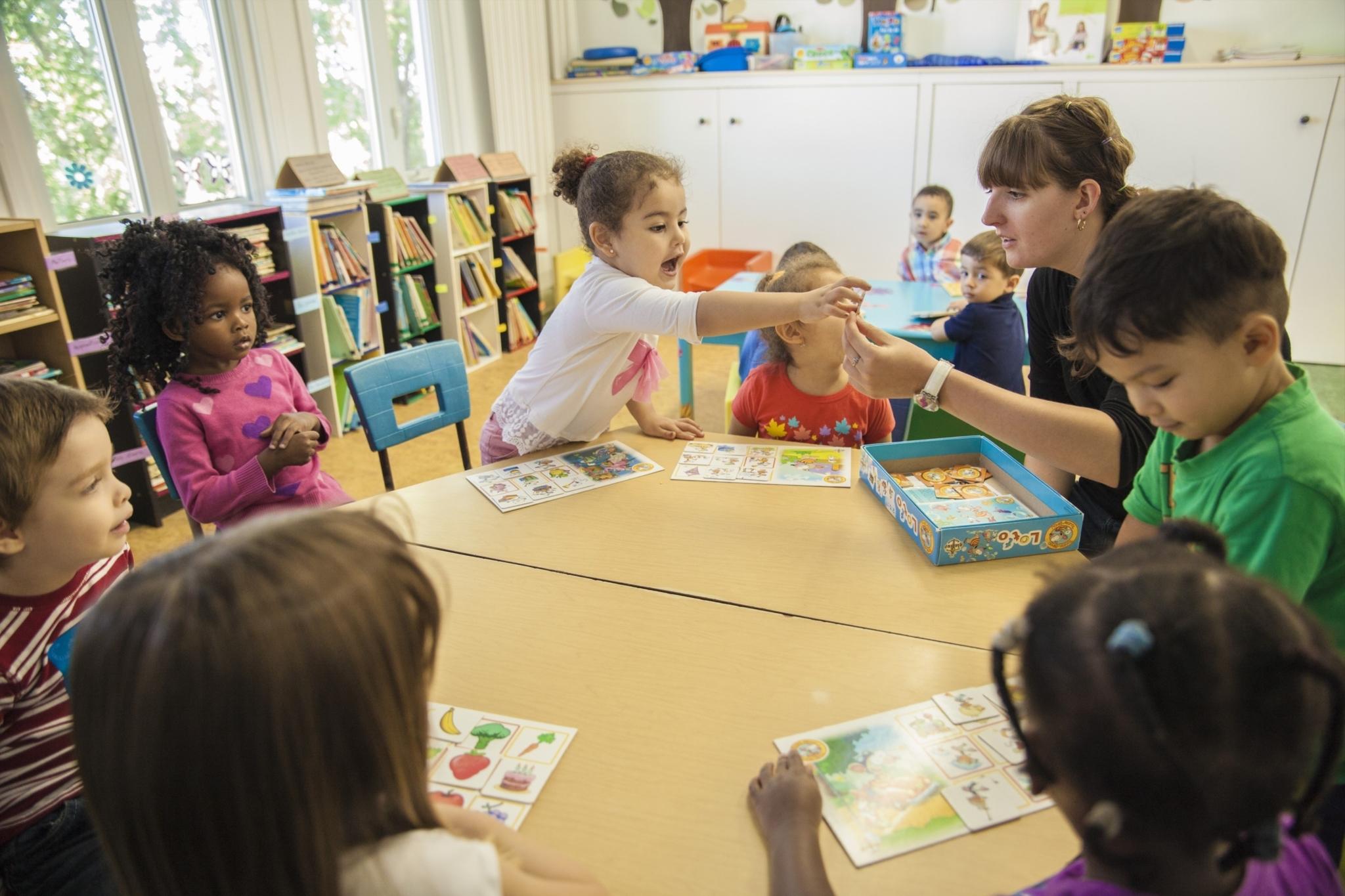 Garderie et Centre Educatif Mademoiselle Sourire Sainte-Foy (418)681-0641