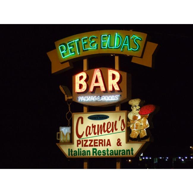 Pete & Elda's Bar / Carmen's Pizzeria