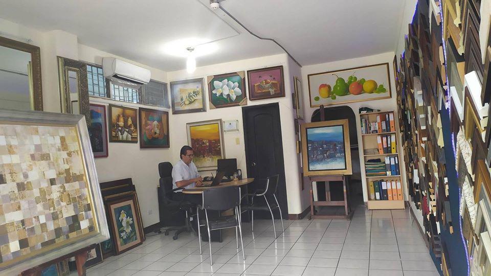 Galería Zalamea Taller de Enmarcaciones