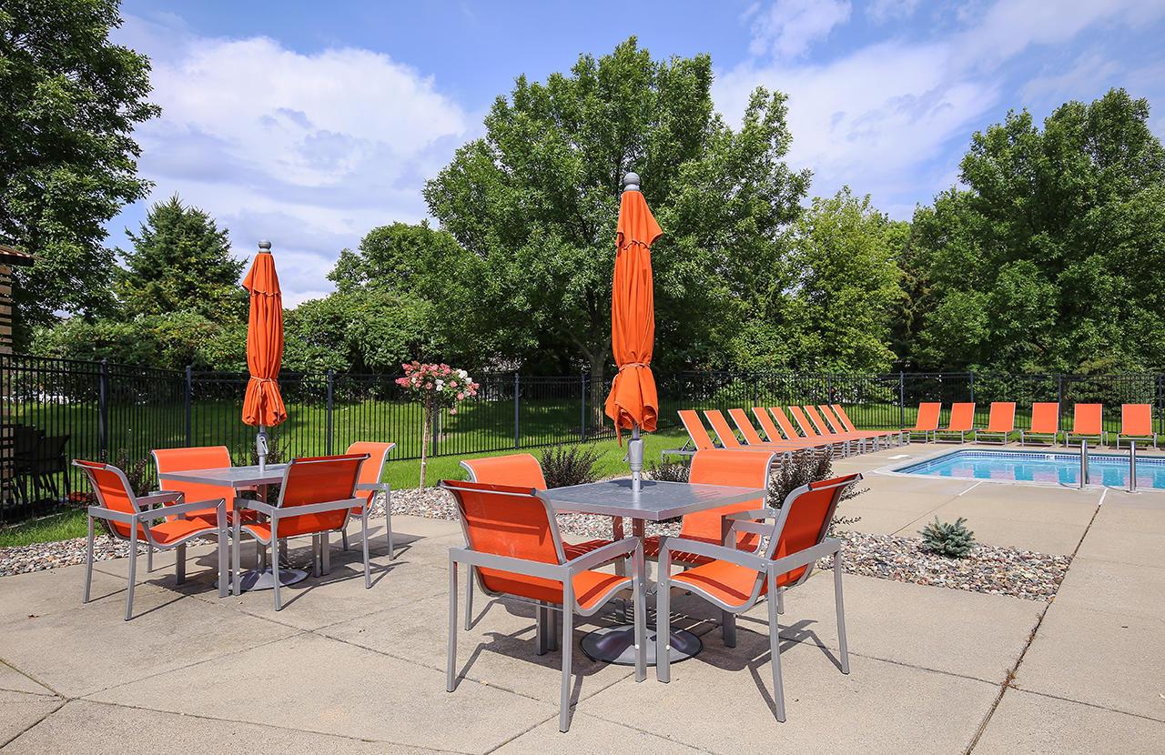 The Fitzgerald Apartment Homes Burnsville Minnesota Mn