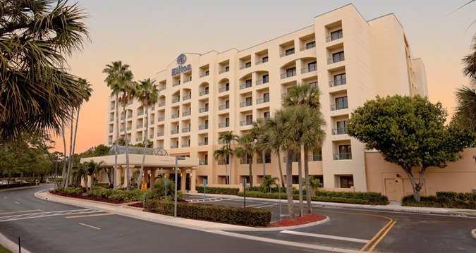 Hilton boca raton suites in boca raton fl hotels for A suite salon boca raton