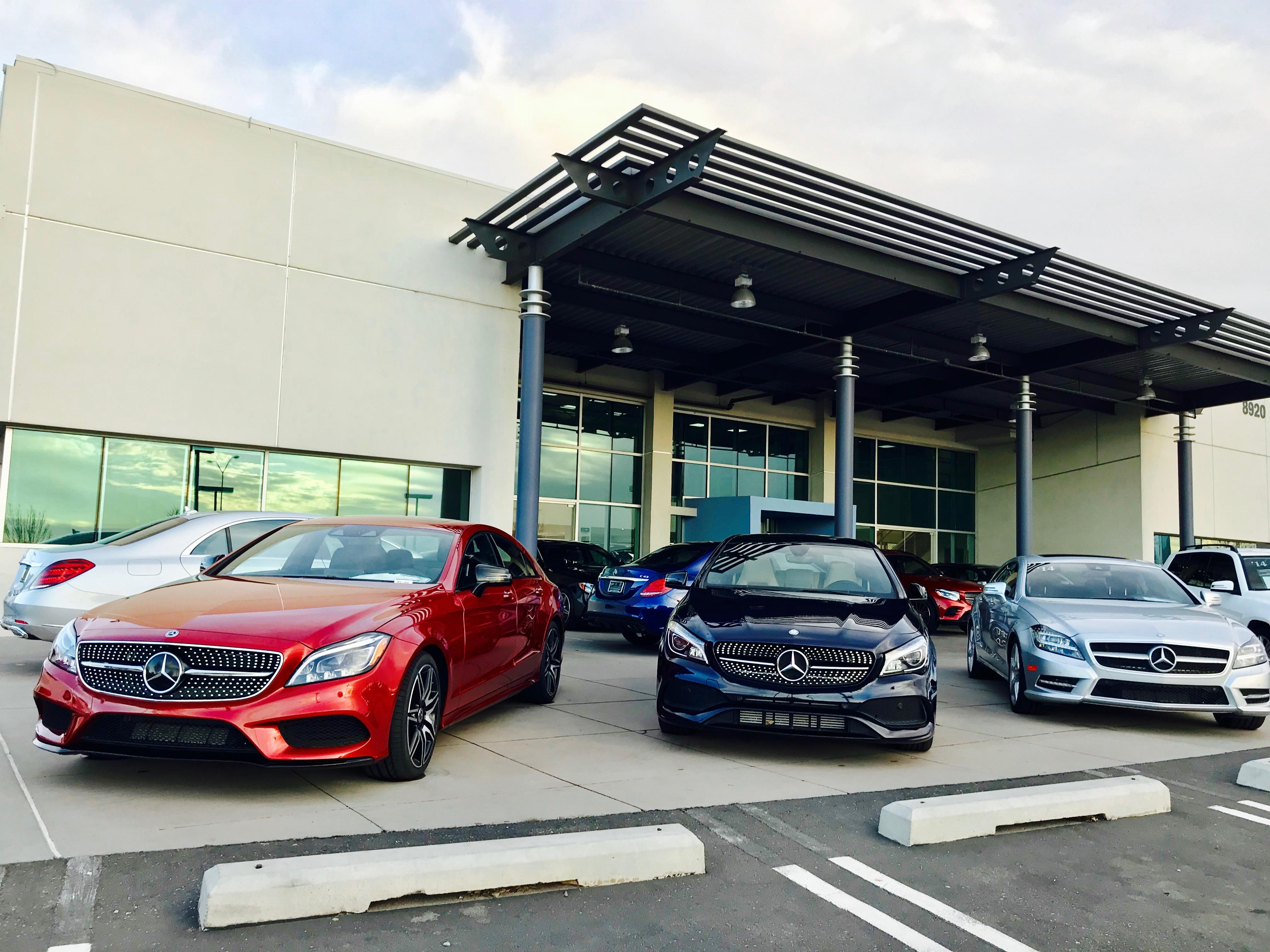 mercedes benz of albuquerque in albuquerque nm 87113