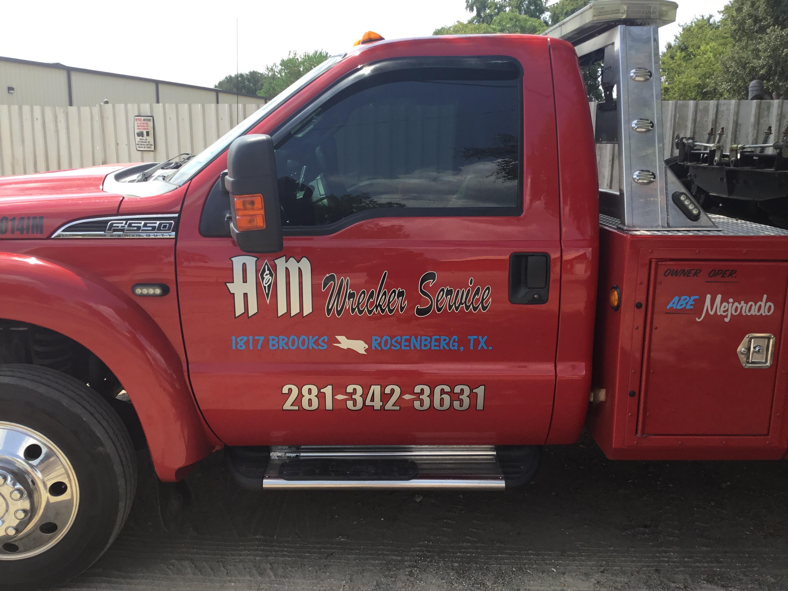 A & M Wrecker Service