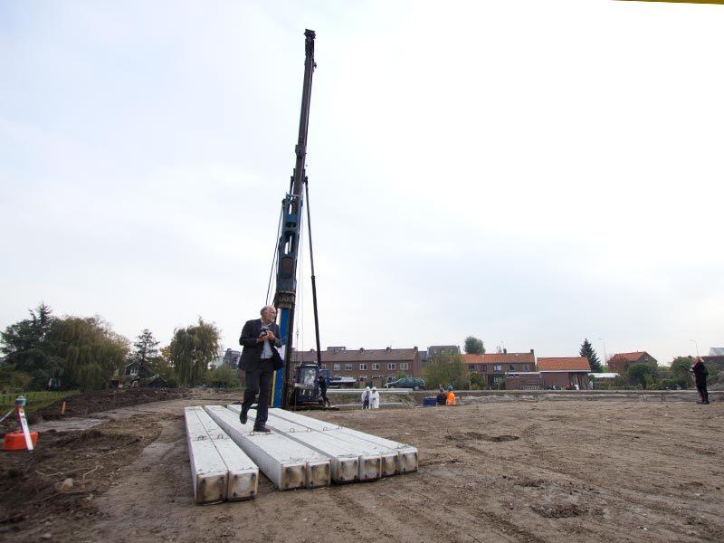 Bos & Zn Zand- Grind- en Grondhandel Fa J