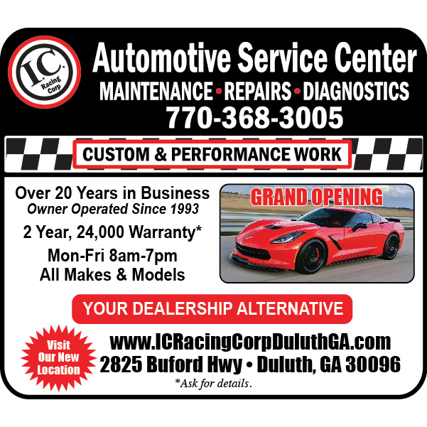 Business directory for duluth ga for Gwinnett place honda service