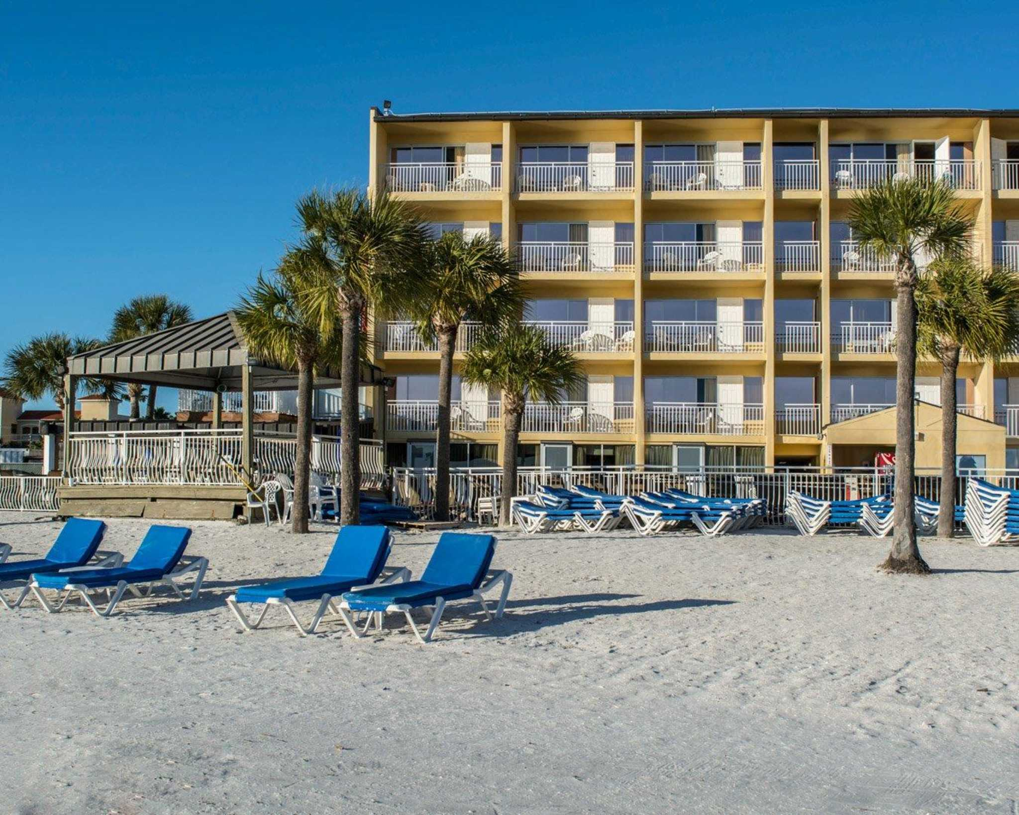 Quality Hotel Clearwater Beach Resort In Clearwater Beach