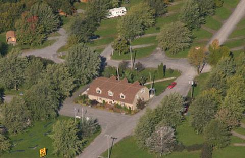 Montreal South KOA à St Philippe de Laprairie