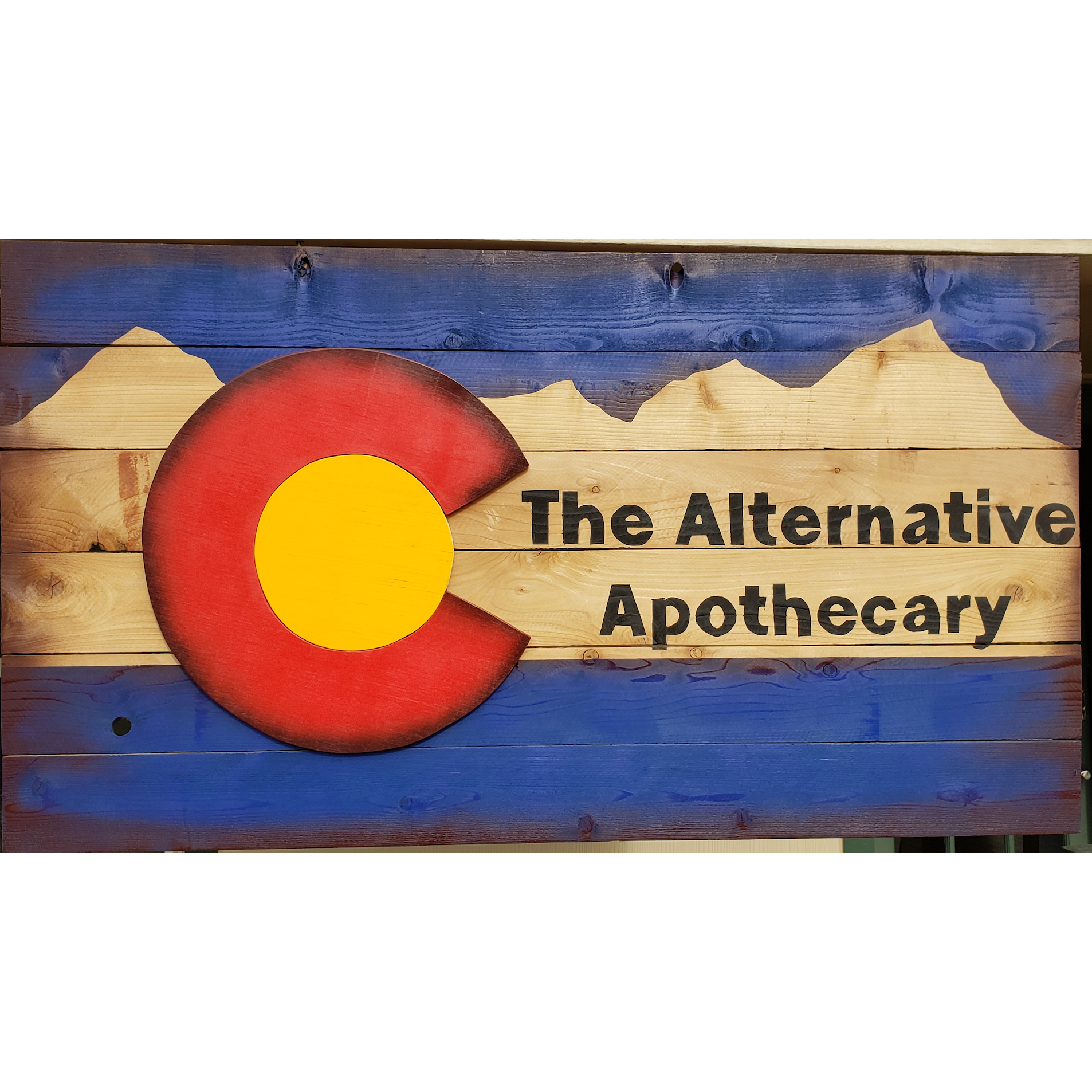 The Alternative Apothecary