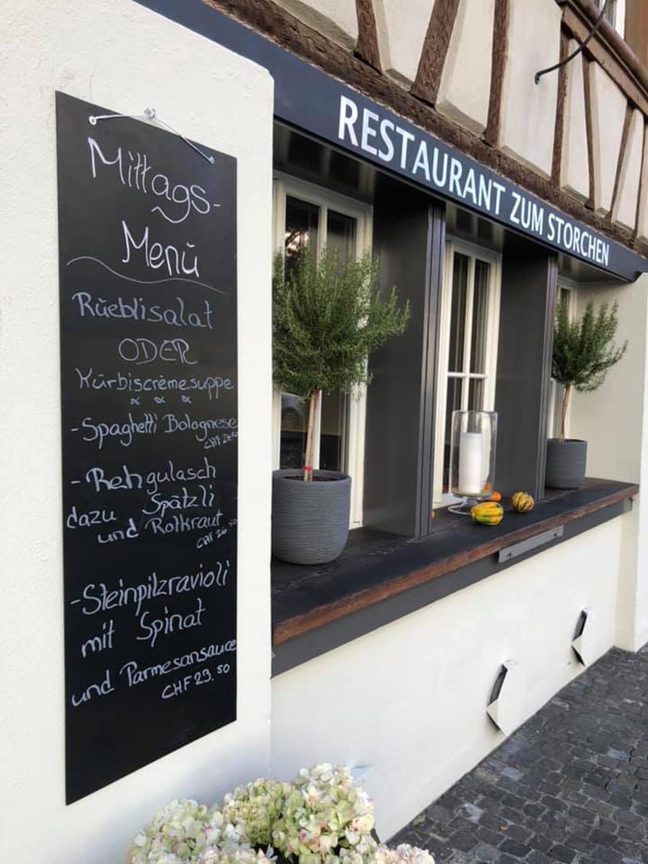 Restaurant Storchen Wil