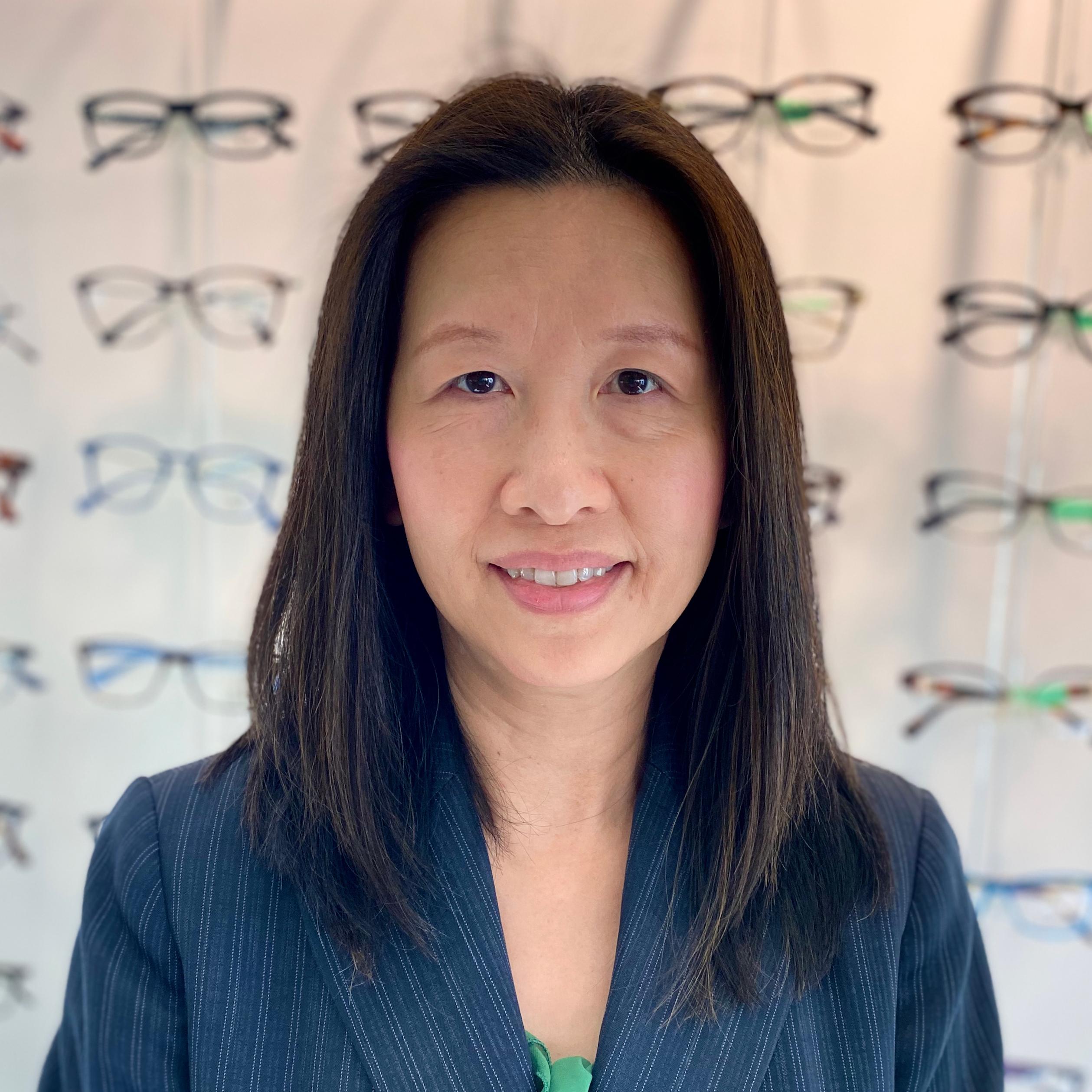 Phuong-Loan S Dong, OD Optometry