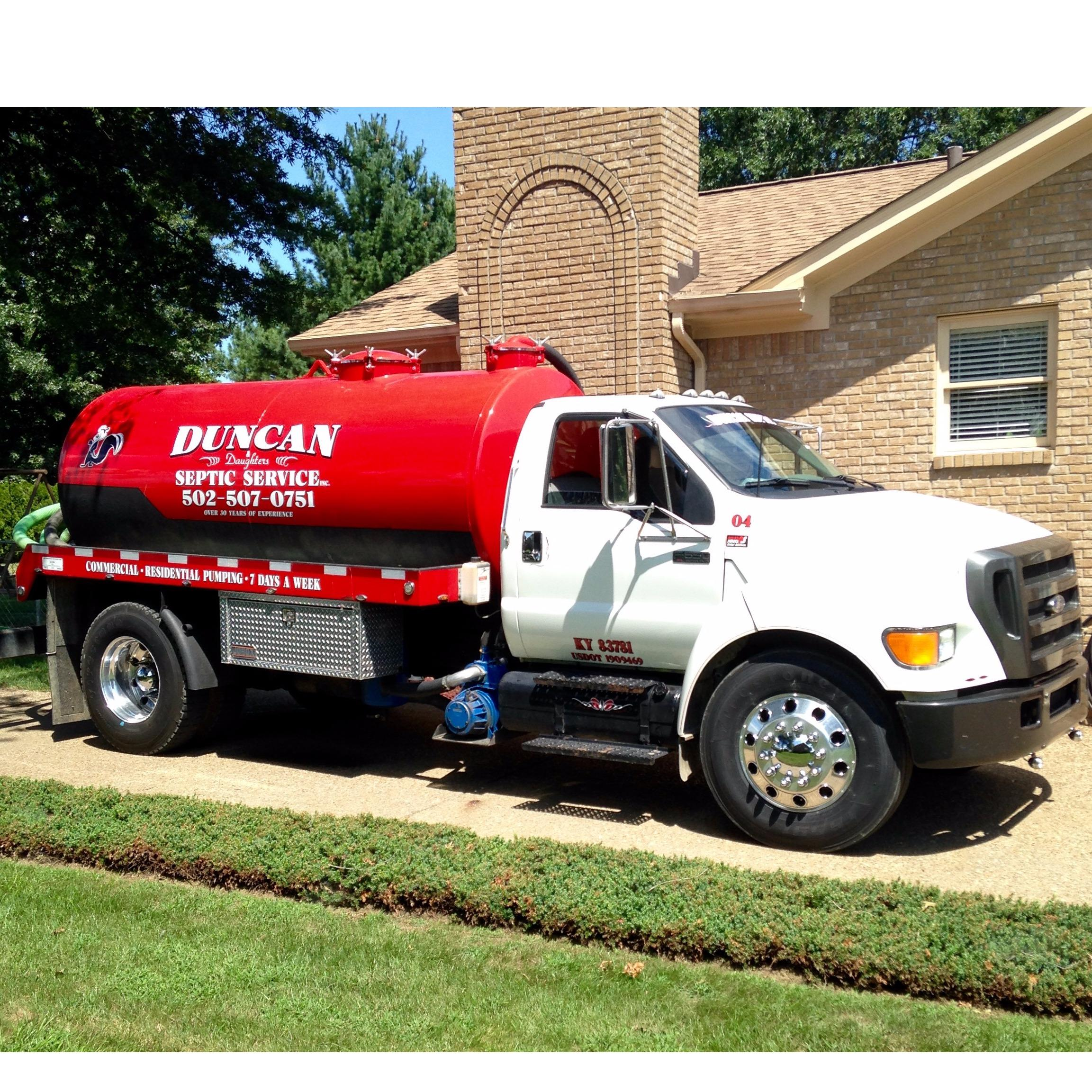 Duncan Septic Service