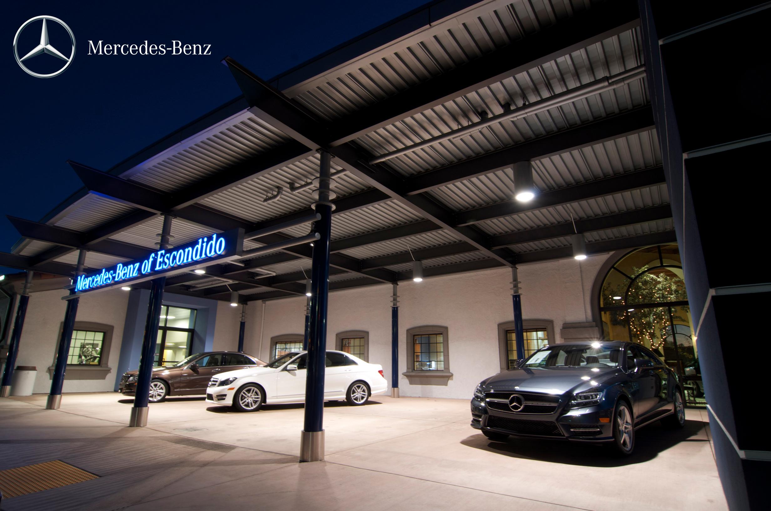 Mercedes Benz Of Escondido In Escondido Ca 92025