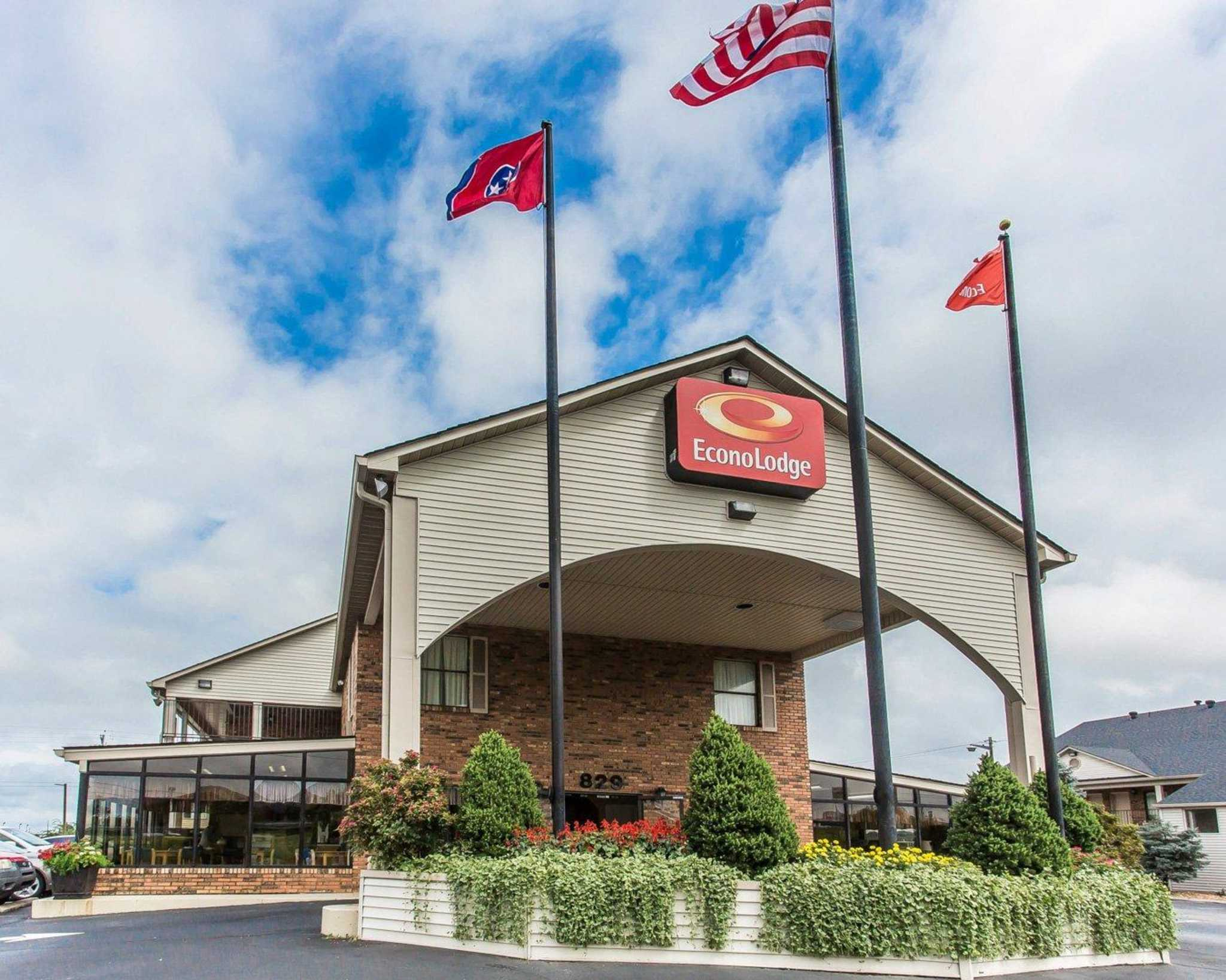 Econo Lodge - Lebanon, TN 37087 - (615)444-1001 | ShowMeLocal.com