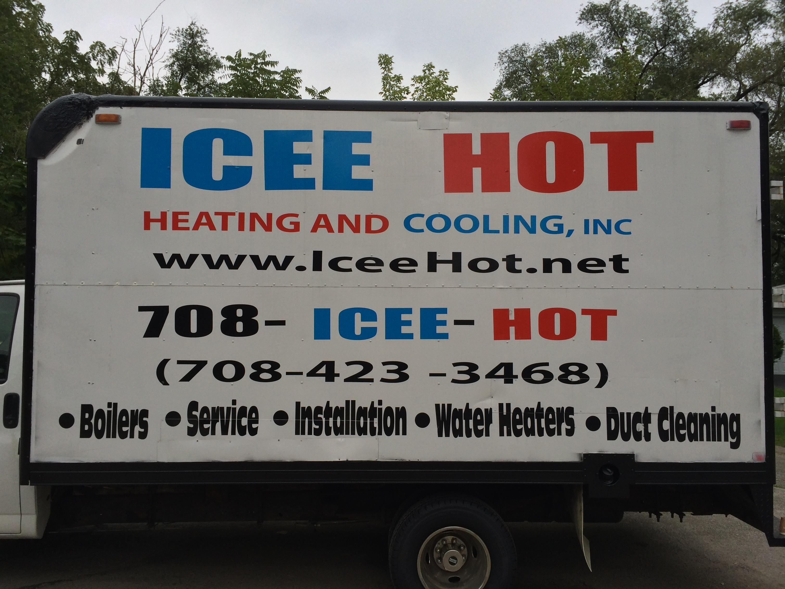 Icee Hot Heating and Cooling, Inc.