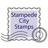 Stampede City Stamps