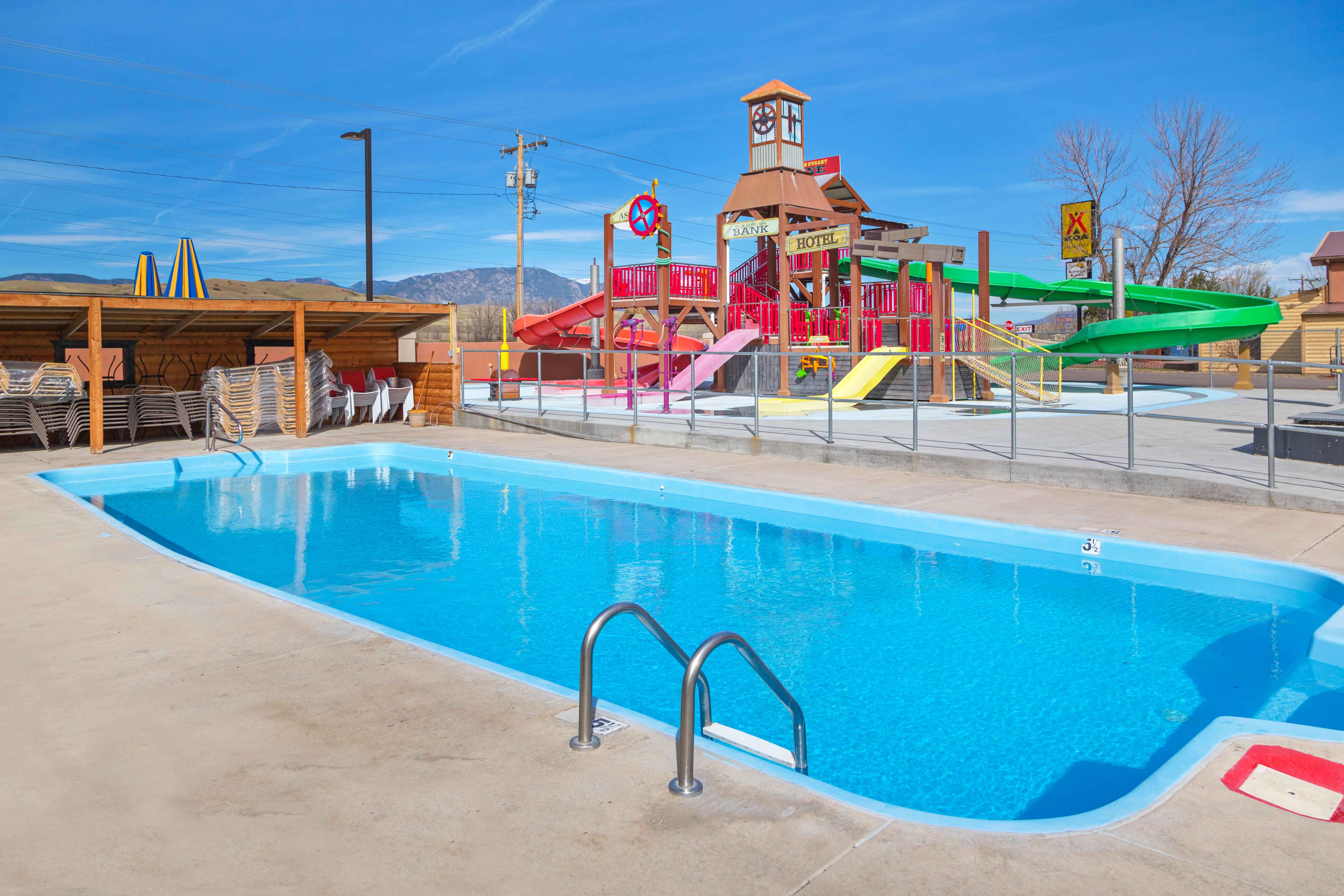 Colorado Springs Koa Holiday Fountain Colorado Co