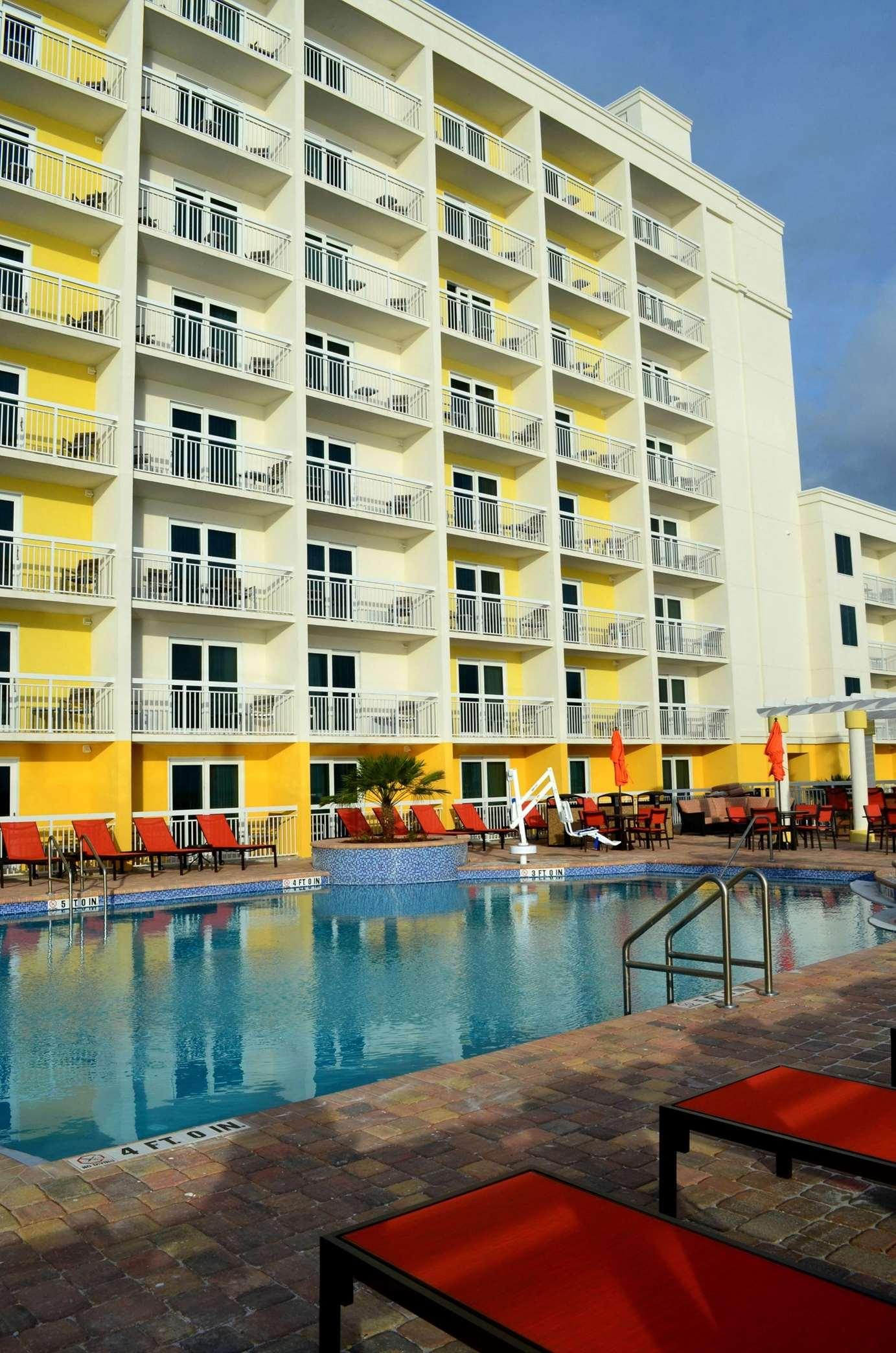 Hilton Garden Inn Daytona Beach Oceanfront Daytona Beach Florida