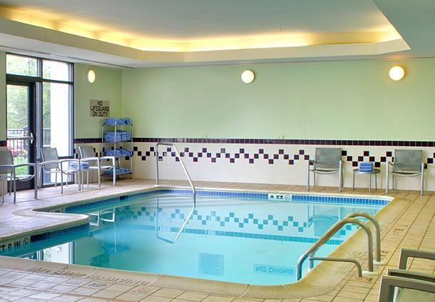 Springhill suites by marriott philadelphia plymouth Indoor swimming pools in philadelphia