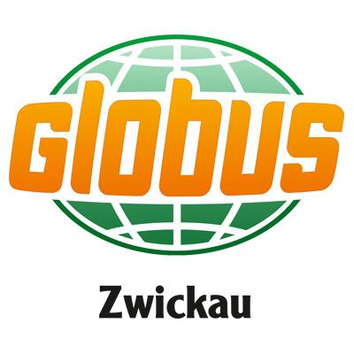 Logo von Globus Zwickau