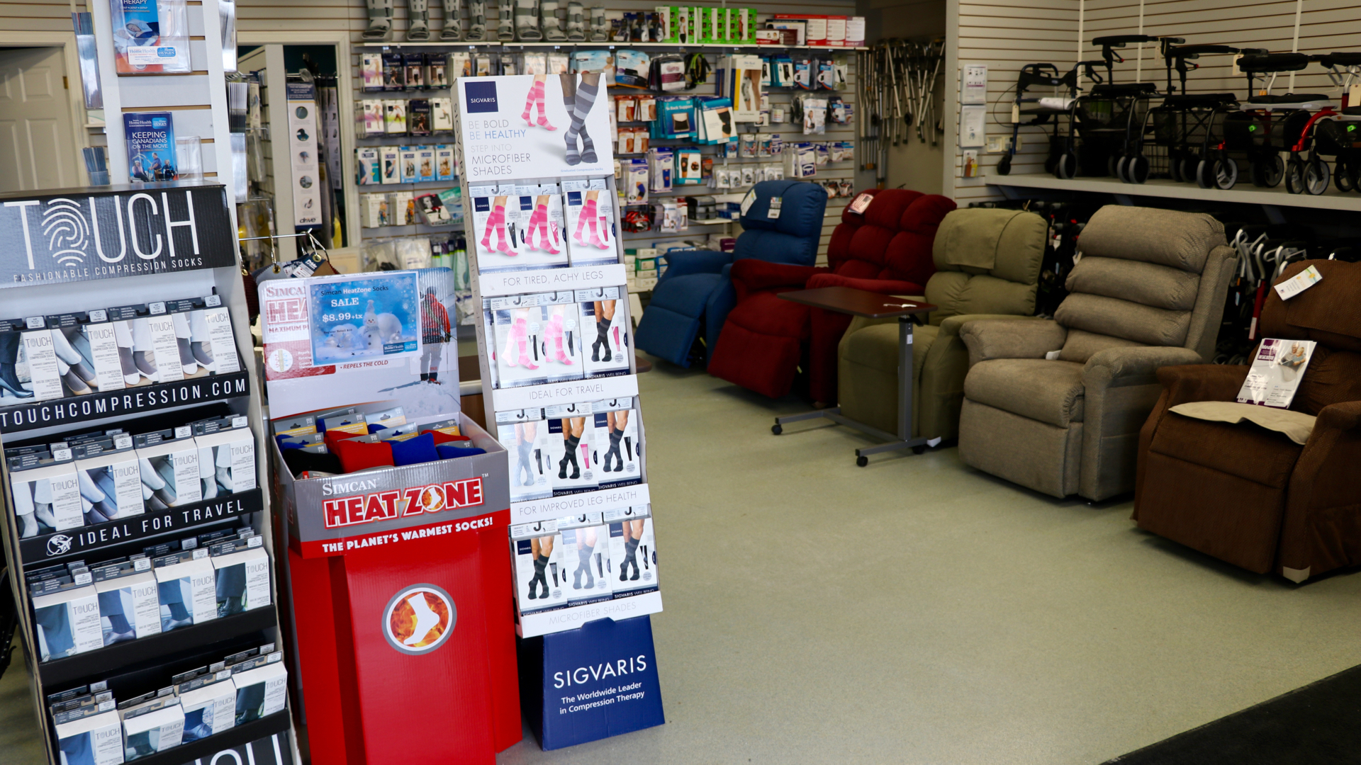 Ontario Home Oxygen & Health Orangeville (519)941-1127