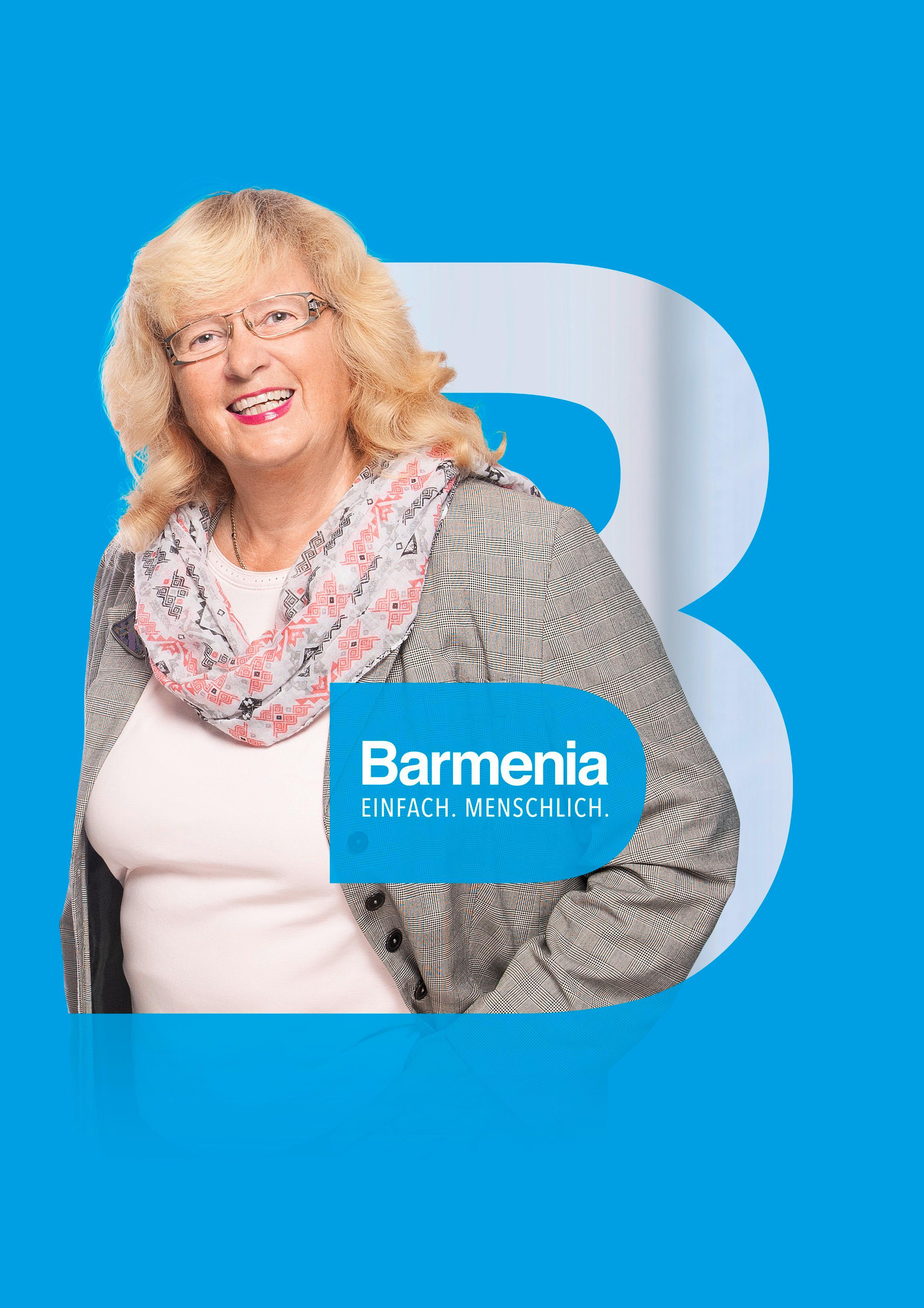 Barmenia Versicherung - Mechthild Despot